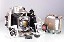 Linhof Super TECHNIKA IV Rangefinder 56x72 Zeiss Planar 2.8/100 6,8/65