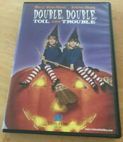 Double, Double Toil and Trouble (DVD, 1993) RARE, REAL