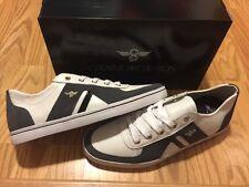 Creative Recreation Men's Milano 2 XVI White Smoke Black Fashion Sneakers 10 M
