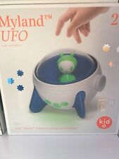 Kid O Myland UFO & Alien Light Interactive Learning Toy Modern Design NEW Gift
