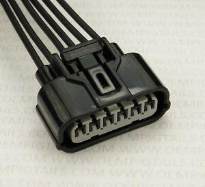 33100-TZ3-A01, 33150-TZ3-A01 LED HEADLIGHT CONNECTOR FOR 2015-2017 ACURA TLX