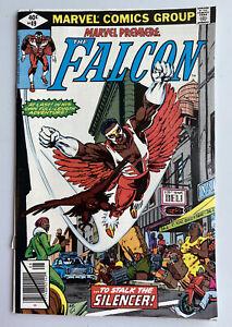 Marvel Premiere #49 1st Falcon solo Silencer app 1979 VF+
