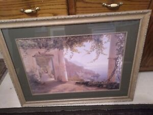 CUSTOM FRAME VERY HEAVY name says we come to you 39X29