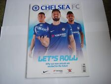 Official Chelsea Magazine March 2018 - Issue 163 - new unread