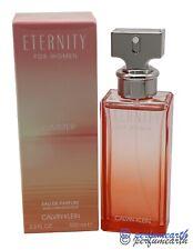 Eternity Summer 2020 By Calvin Klein 3.3/3.4oz. Edp Spray For Women New In Box