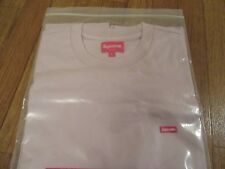 Supreme Small Box Tee T-Shirt Size Large Pale Purple SS18KN44 SS18 2018 New DS