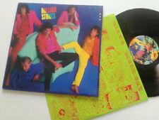 THE ROLLING STONES Dirty Work SPAIN LP VINYL 1986