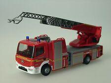 Herpa Mercedes Atego Feuerwehr SCHENEFELD, Metz Drehleiter XS - 092036