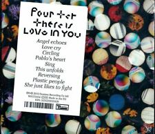 Four Tet ~ There Is Love in You CD NEW