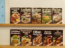 22 Bücher Kochbücher Dr. Oetker Kochbücher  nationale und internationale Küche