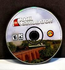 RAIL SIMULATOR (PC GAME) (DISC ONLY) 3668