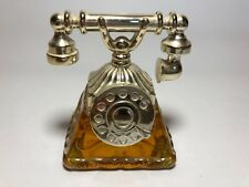 Avon La Belle Telephone Decanter. Full. No Box.