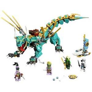 71746 LEGO® NINJAGO Dragon de jungle