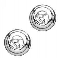CRM Charles Rennie Mackintosh Silver Glasgow Rose Stud Earrings Jewellery