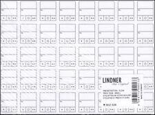LINDNER Preisetiketten - klein 20 x 22 mm + Rand, Packung mit 1000 Stück