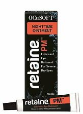 Retaine PM  - Nighttime Ointment 5 gm tube by OCuSOFT 8/2020