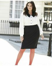 Women's Wiggle, Pencil Long Sleeve Knee Length Business Dresses