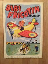 Bibi Fricotin numéro 20 - Edition Originale - TBE