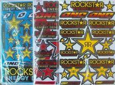 Aufkleber 3 x ROCKSTAR Energy Supercross Sticker Aufkleber 27 x 18 cm 33 37 36