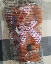 Fozzie Bear NEW Muppets Mc Donalds Plush Soft Toy Figure Happy Meal