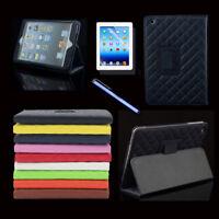 Folio Leather Case Smart Cover Stand For Apple iPad mini 3/ Mini Retina 2/ Mini
