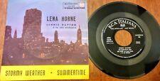 Lena Horne 45 giri Stormy Weather
