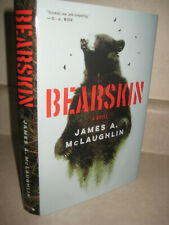 Bearskin James A. Mclaughlin Thriller 1st Edition First Printing Fiction
