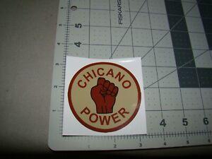 Chicano Power Fist window sticker sticker Chica sticker Hispanic culture sticker