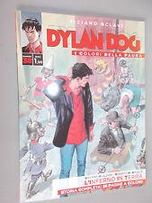 DYLAN DOG I COLORI DELLA PAURA N° 38 L'INFERNO IN TERRA