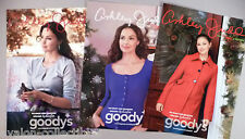 The Ashley Judd Collection at Goody's PRINT AD - 2007 - LOT of 3 ads
