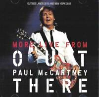 Paul McCartney COLLECTOR'S EDITION  MORE LIVE FROM OUT THERE  1×CD F/S