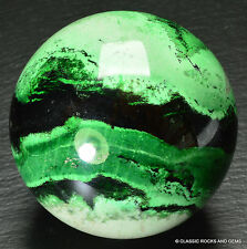 Transvaal Jade Grossular Garnet Gemstone Sphere Grossular Granat Kugel 6.31 cm