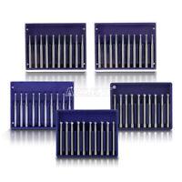 Dental Burs Tungsten Carbide Bur Round type for High Speed Handpiece FG1-5