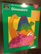 Learning Horizons The Science Series Dinosaurs Grade 2-3