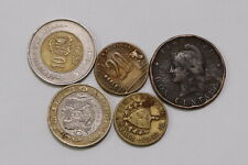 South America Old Coins Lot B21 Wg19