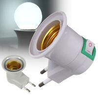 5pcs LED E27 Veilleuse Lampe Ampoule Nuit Lumière Chambre Enfant EU Plug