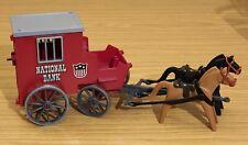 Playmobil 3037 National Bank Wagon.
