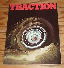 Original 1973 International 4WD Sales Brochure 73 Truck Travelall Scout