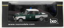 IXO Auto-& Verkehrsmodelle mit Polizei-Fahrzeugtyp aus Druckguss