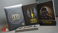 STAR WARS FALLEN ORDER Exclusive Light Up Box Collector's Edition NO GAME STEEL
