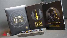 Star Wars Fallen Orden Exclusivo Iluminación Caja Coleccionista Edición No Juego