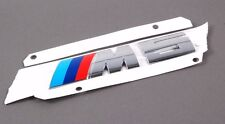 "BMW E60 M5 Genuine Rear Trunk Emblem ""M5"" Lettering Decal Badge NEW 2004-2010"