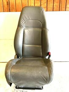 FORD EXPLORER 1999 00 01 2002 Front Seat Assembly Right Passenger Side Gray