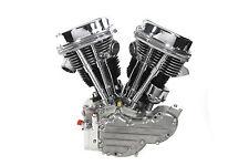 """Replica 1948-1965 Harley Davidson Panhead 74"""" Long Block Engine Motor"""