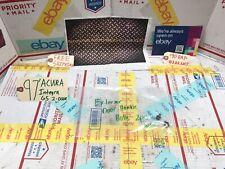 94-01 ACURA INTEGRA GS 2-DOOR EXTERIOR DOOR HANDLE MOUNTING BOLT BOLTS SCREW 10m