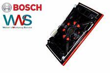 BOSCH PSS 250 AE und A  Schwingschleifer Schleifplatte rechteckig Neu und OVP!!!