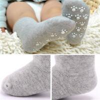 New Born Baby Socks Cotton Anti Slip Sport Children Socks For Girls Boys Unisex
