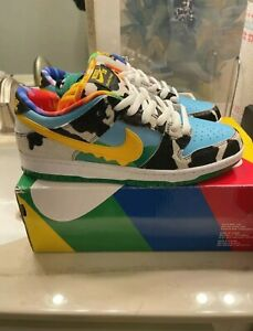 Nike SB Dunk Low Ben&Jerry's Chunky Dunky Neuf Taille EUR 42,5 / US 9 / UK 8