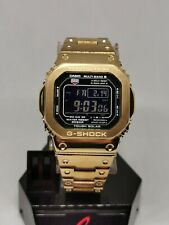 Casio G Shock GW-M5610 Gold digger 💛