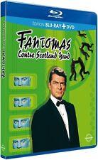 "BLU RAY+ DVD ""FANTOMAS SCOTLAND YARD ""  NEUF SOUS BLISTER"